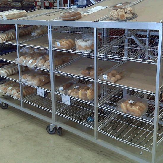 Exhibidor de pan